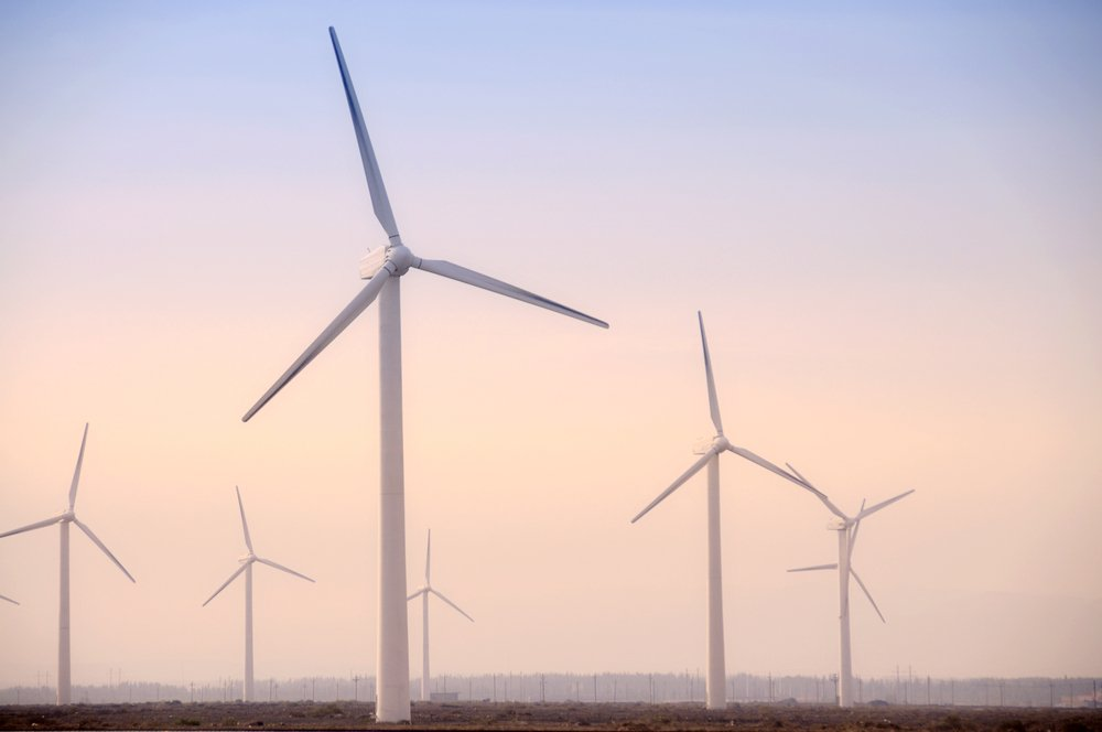 china wind turbines combine with solar to beat nuclear