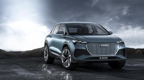 Audi Q4 Compact Electric SUV