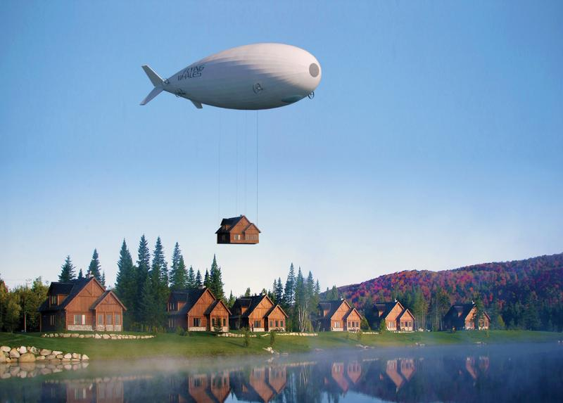 can flying whale hybrid airships bring on a clean energy future?