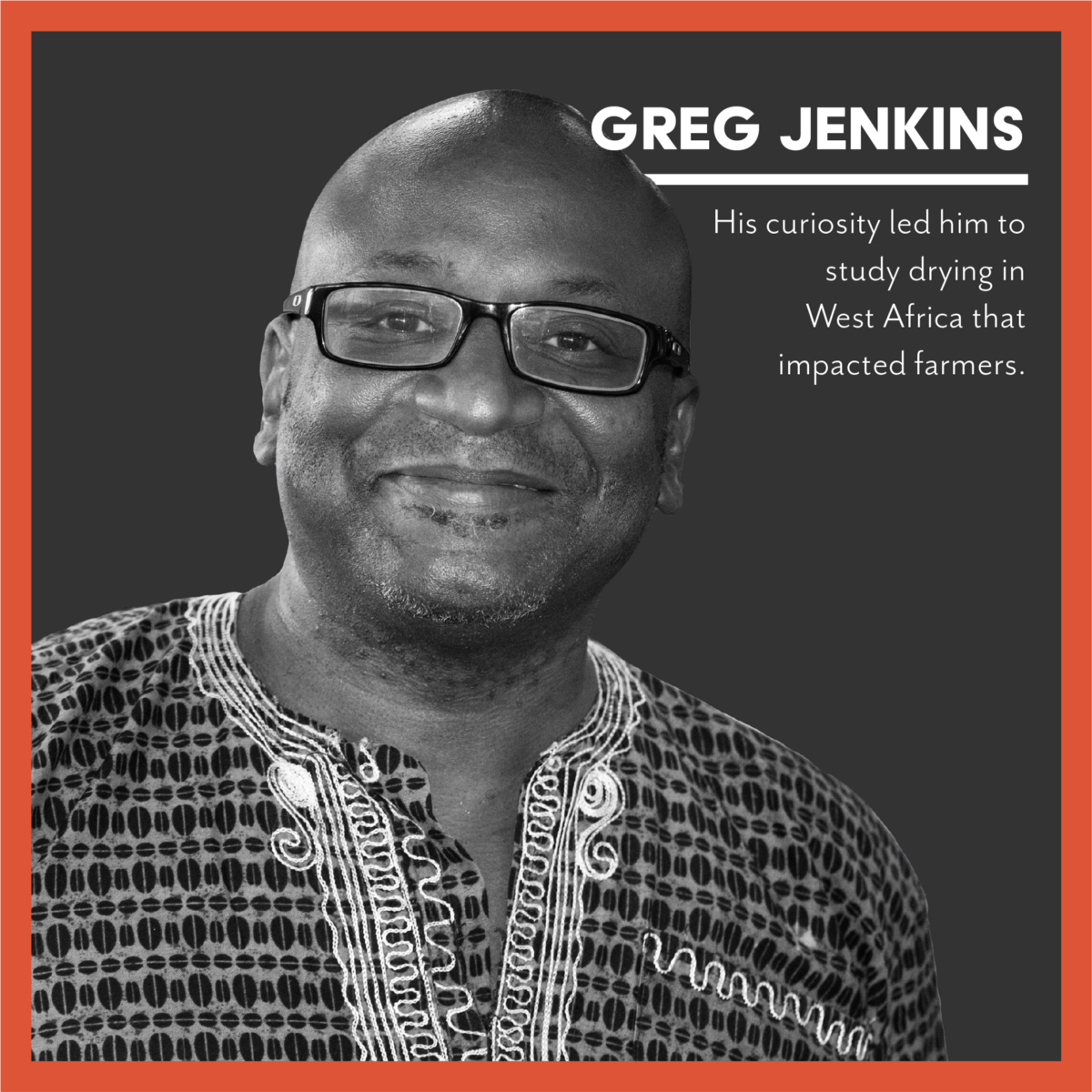greg jenkins pursues environmental justice through agriculture