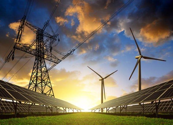 100% renewable energy through electrification