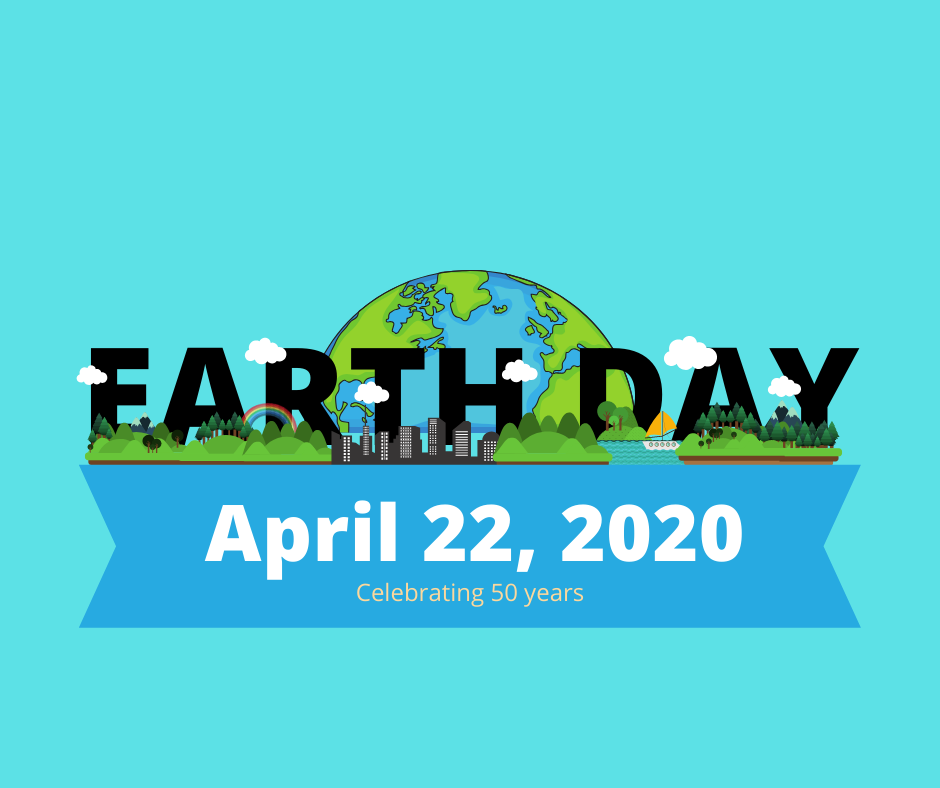 50 years of earth day april 22 20202