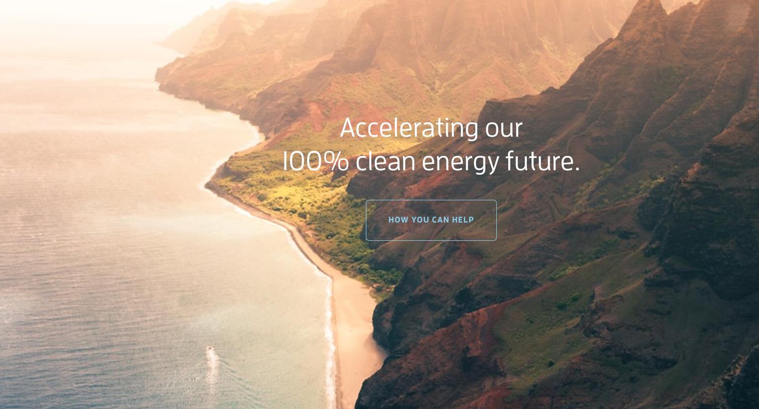 100% renewable energy: Hawaii adds 1 gigawatt-hour of battery storage (Mostly Tesla Megapacks)