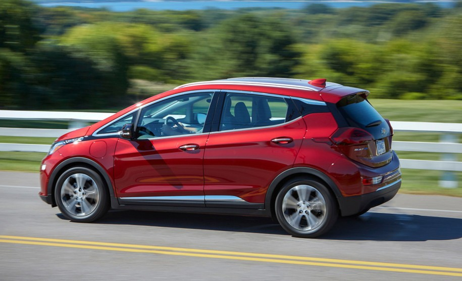 As a consequence of the pinch put on sales by the shutdown of much of the economy in response to the spread of the coronavirus, General Motors is offering a $10,000 discount on the Chevrolet Bolt's no-frills price of about $38,000.