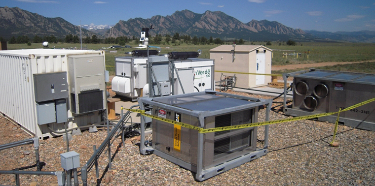 microgrids Photo courtesy of the National Renewable Energy Lab