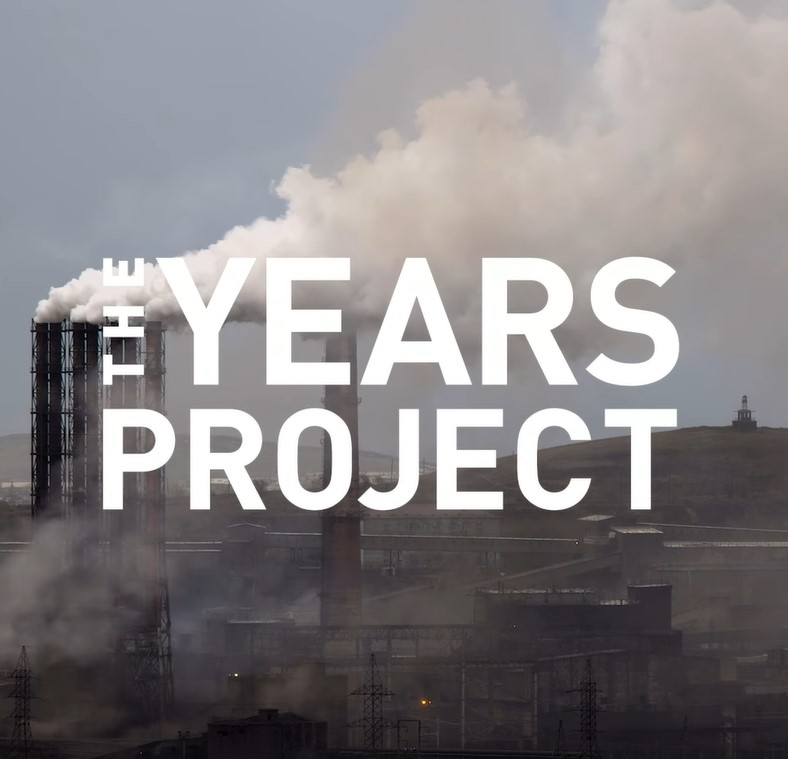 The Years Project - climate change and clean air action