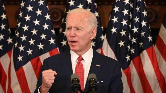Joe Biden on Black LIves Matter protests today, June 2, 2020