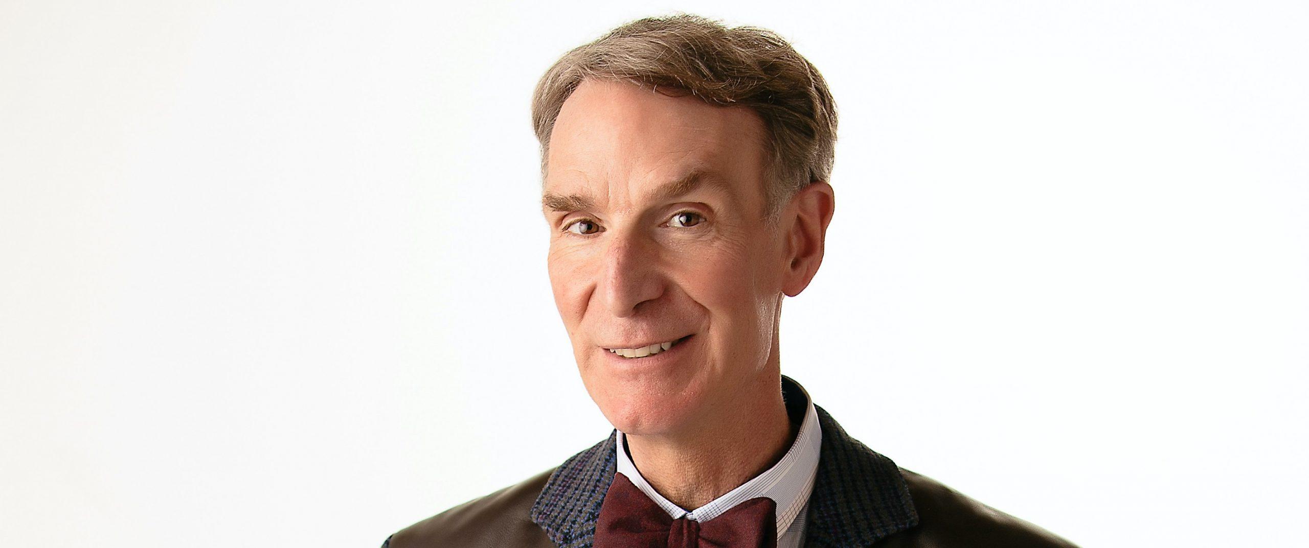 Bill Nye the Science Guy. Source: Bill Nye