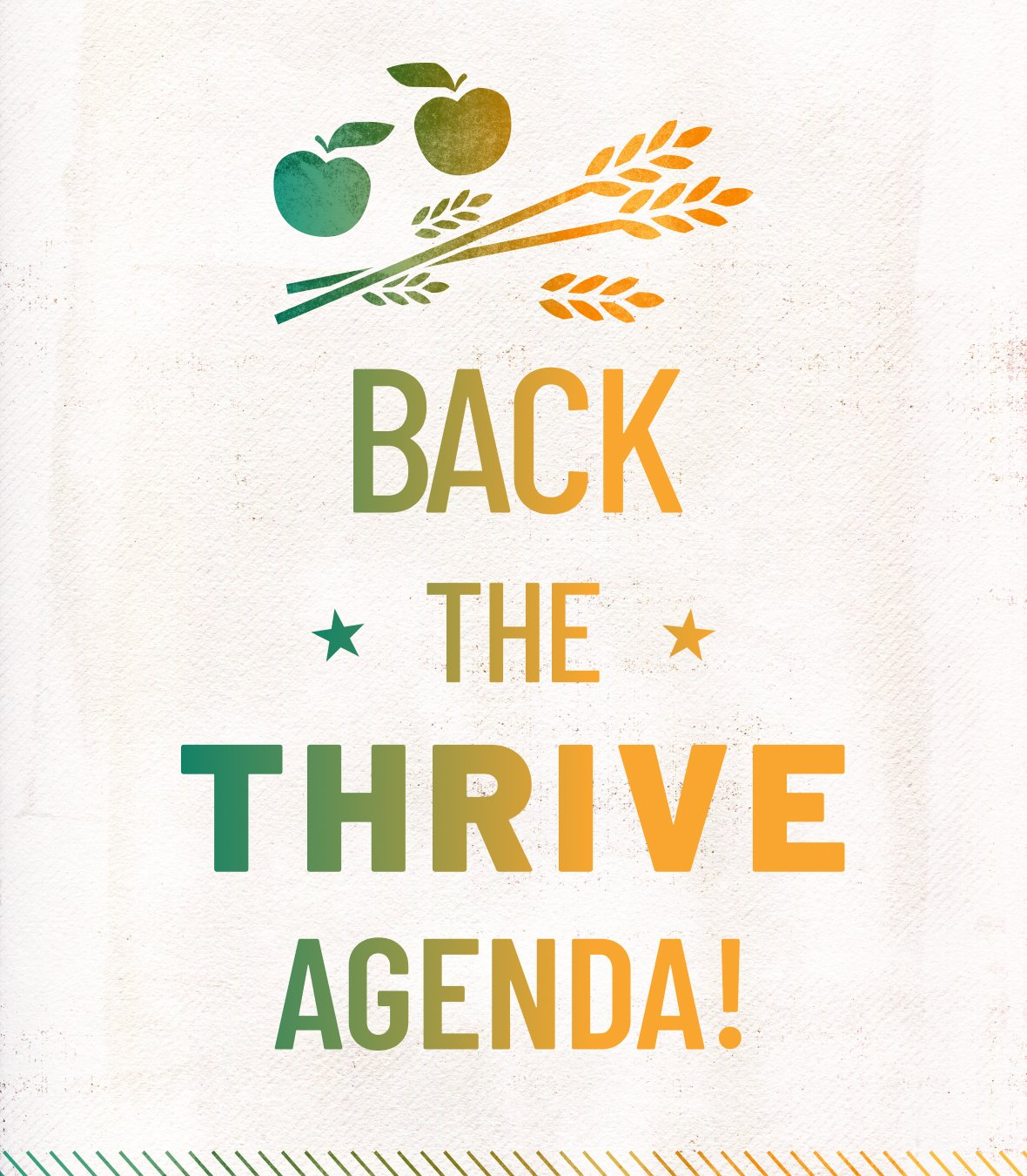 Time to Thrive - agenda for just and green recovery from coronavirus