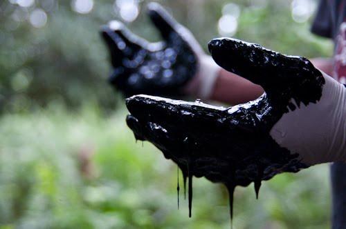 big oil chevron