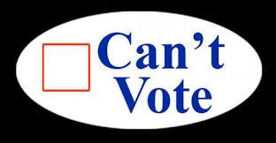 voter supression