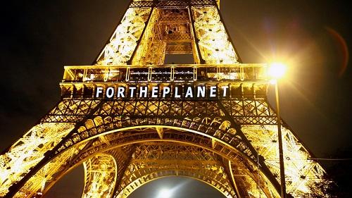 Paris climate agreement climate change