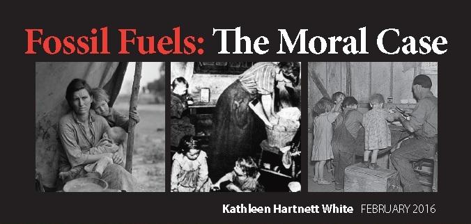 Drain the swamp - Kathleen Hartnett White loves fossil fuels