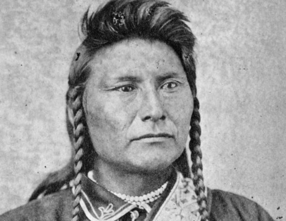 Native American leader Chief Joseph