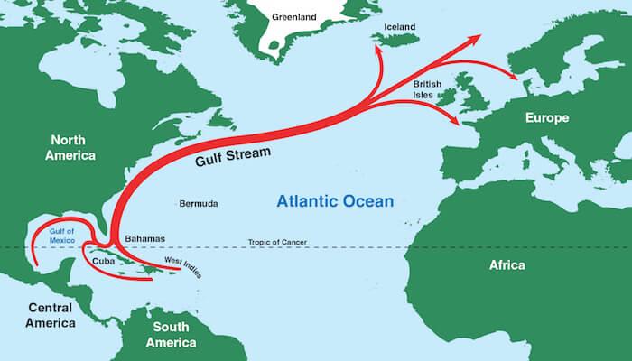 Gulf Stream climate change NOAA