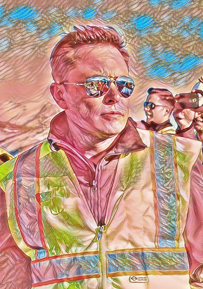 Elon Musk Tesla dreams