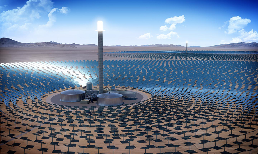 Concentrating Solar Power Moves Into A Whole New Age And