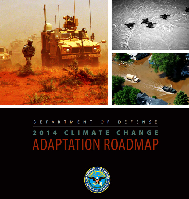 Department of Defense climate change adaptation roadmap