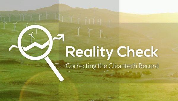 100% renewable energy reality check