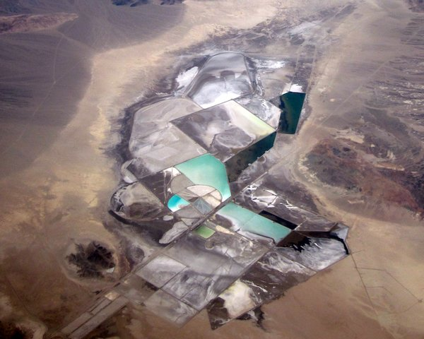 lithium extracted from brines will meet our needs for 100% renewable energy