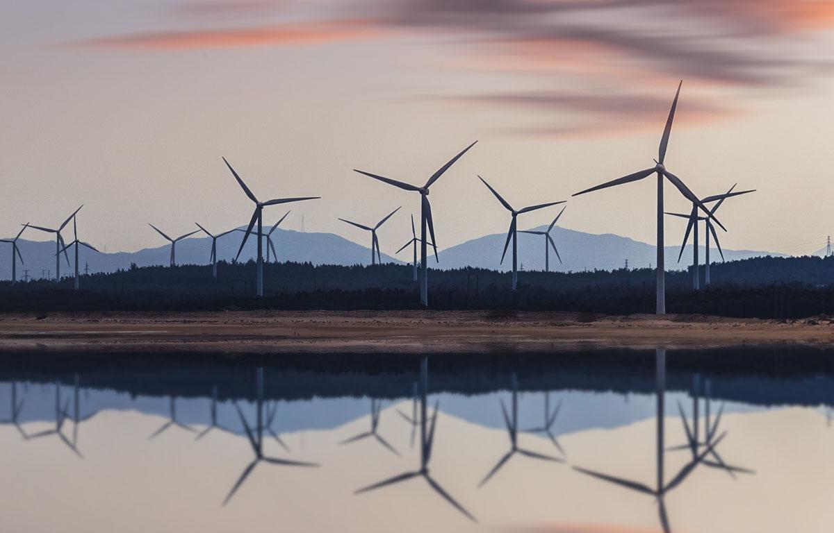 100% renewable energy vs coal in 2018