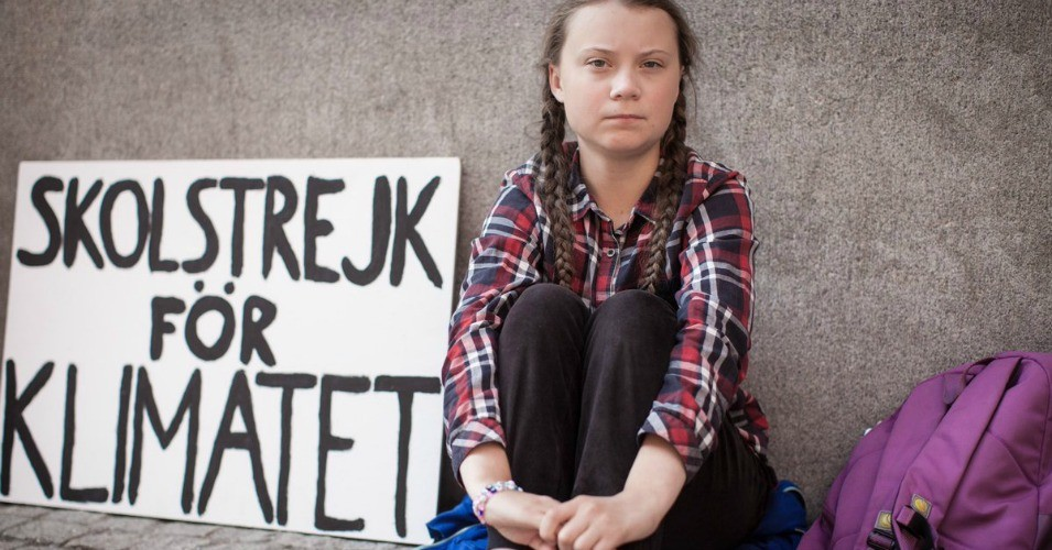 Greta Thunberg and the youth climate movement sweeping Europe