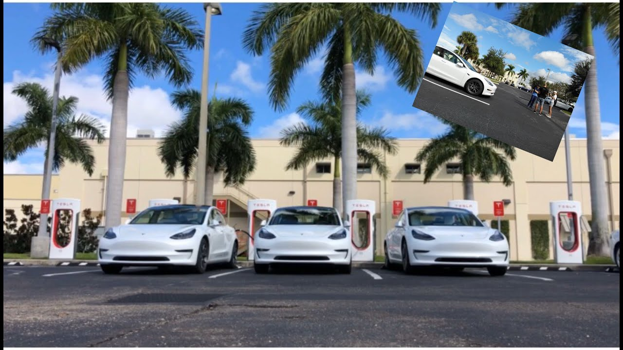 Tesla Model 3 demolishes Ford Mustang and Dodge Charger ...