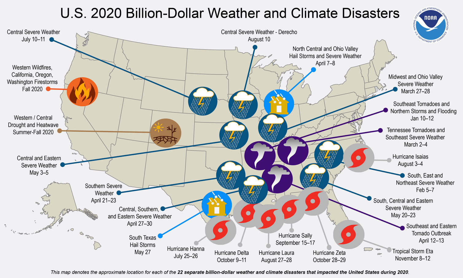 After a record 22 billion-dollar disasters in 2020, it's time to make US disaster policy more effective and equitable – here's how